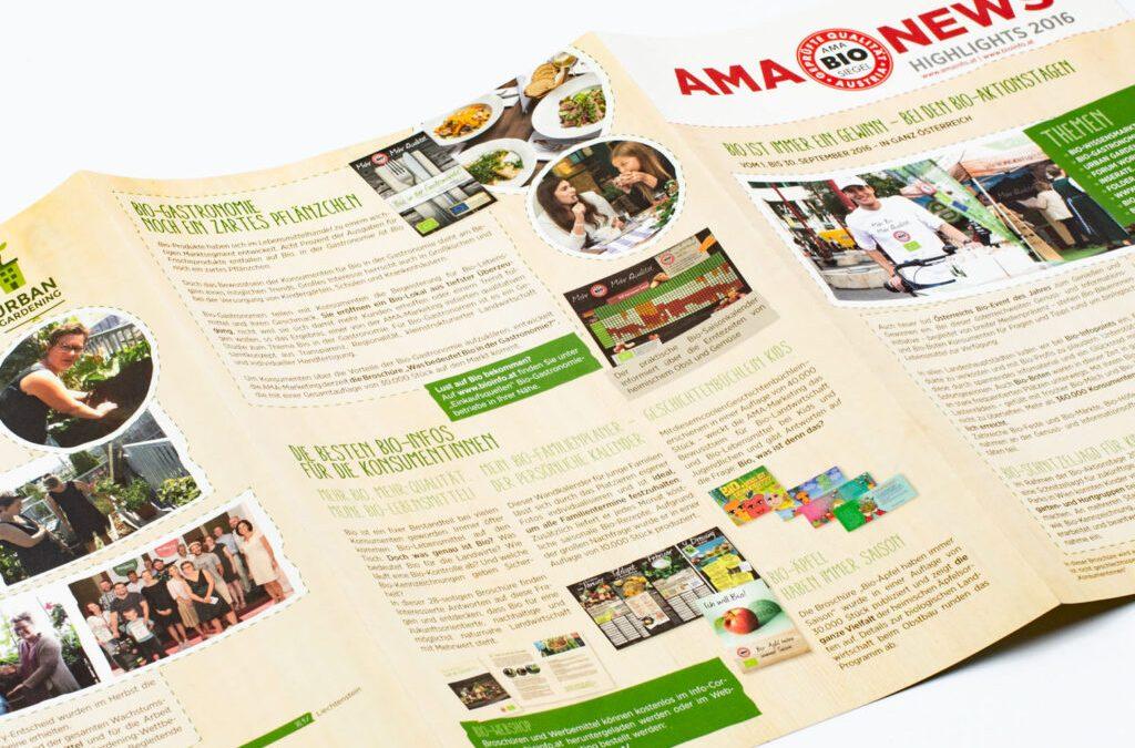 Agrarmarkt Austria Marketing | Bio Siegel